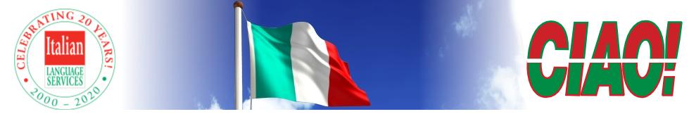 Italian Language Services